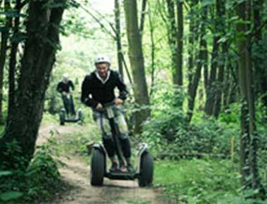 Hire Segways for Events