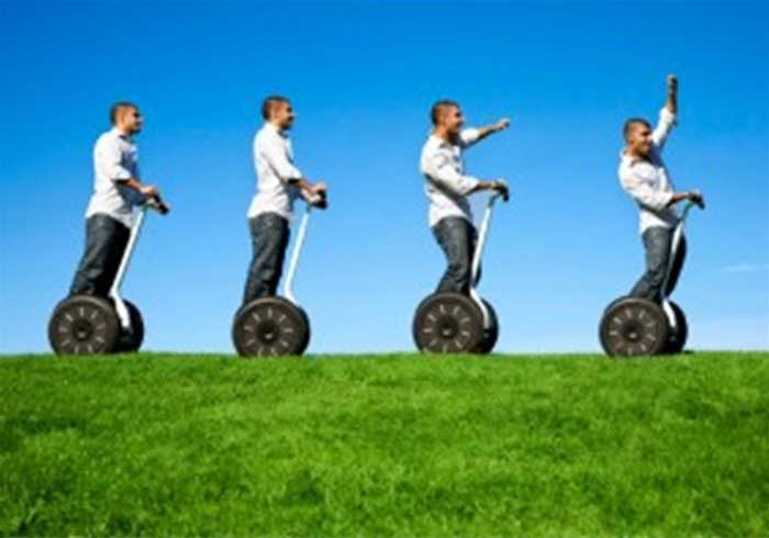 Segway Training