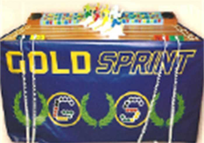 Sprint for Gold Game | hire or Book for Events | ES Promotions