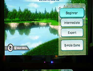 Wii games available to hire