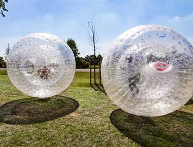 Hire Zorb Balls and Courses