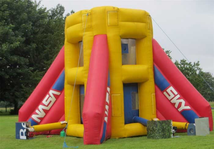 Fun Inflatable Rides