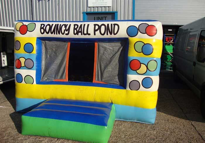 Inflatable Ball Pond