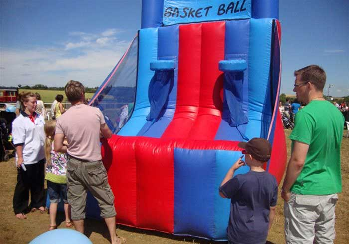 Inflatable Basketball Game