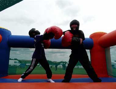 Fun Boxing Inflatable