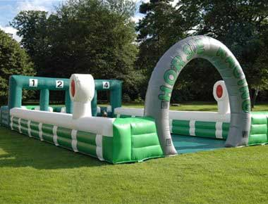 Derby Hoppers Inflatable Game