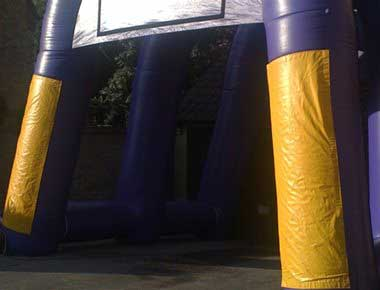 Inflatable Start Finish Line