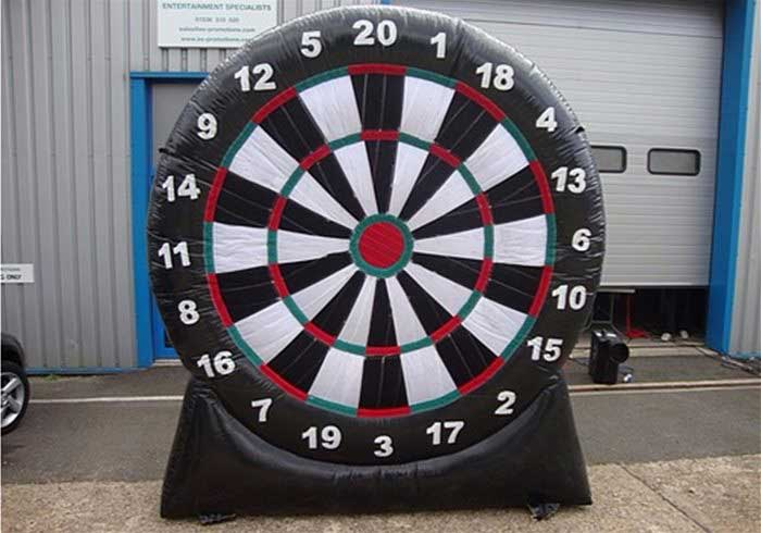 Inflatable Dartboard Game