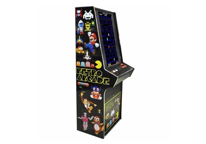 sixy games in one cabinet arcade machine
