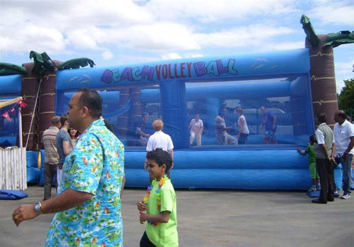 Inflatable Volleyball Arena