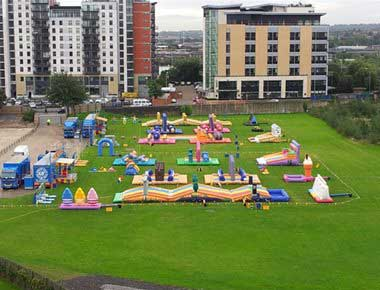 Its a Knockout Inflatables