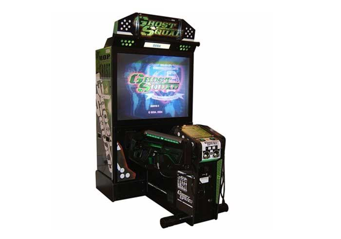 Ghost Squad Arcade Machine