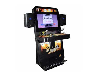 Karaoke Sing Box Arcade Machine