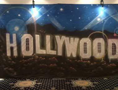 Awards Night Theme Backdrops