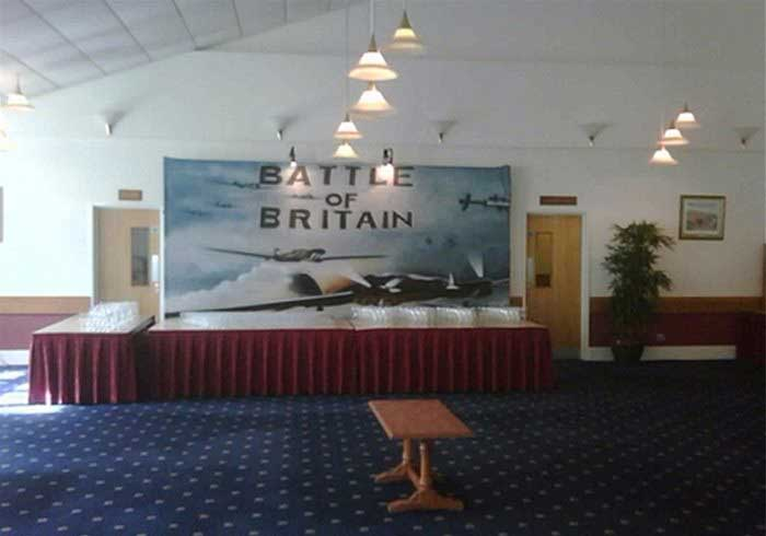 Battle of Britain Theme Backdrops