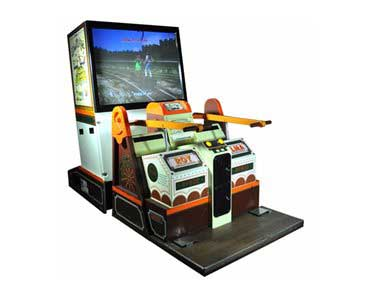 Magical Truck Adventure Arcade Machine